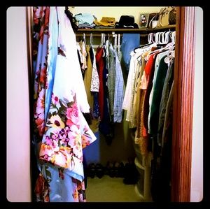 Huge Summer Closet Clear out !